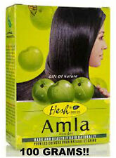 BUY 4 GET 1 FREE Hesh Herbal Amla Powder 100g Indian Gooseberry Emblic Myrobalan