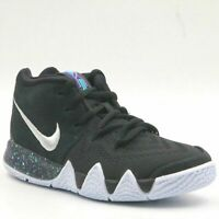 Nike Kyrie 4 (PS) Youth Basketball Shoes Size US 12C Black AA-2898-002