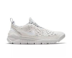 Nike Free Run Trail Neutral Grey White Mens Size 11! In Hand Ready To Ship! New!