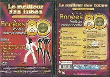 DVD -LES ANNEES 80 EN KARAOKE DIRE STRAITS SUPERTRAMP / NEUF EMBALLE NEW SEALED