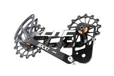 KCNC SXX1 MTB Bicycle Oversized Pulley Wheel Cage OSPW for Sram Eagle XX1 Black