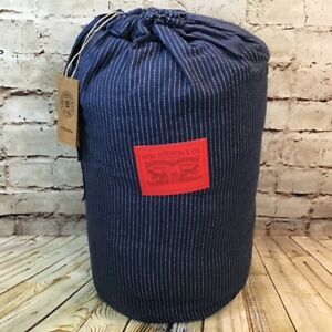 """Levi's x Target Limited Edition 50""""x60"""" Navy Blue Throw Blanket"""