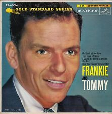 "Frank Sinatra ""Frankie & Tommy"" RCA EPA5014 ""Oh Look At Me Now""This Love Of Mine"