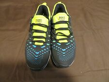 Mens Nike Free trainer size 9 black blue green new