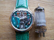 Accutron 214 Gold Filled 1963 M3, SPACEVIEW Tuning Fork  rebuilt Great