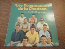 33 tours LES COMPAGNONS DE LA CHANSON AVEC EDITH PIAF ET LES PETITS CHANTEURS