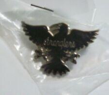 The Stranglers Vintage Raven Enamel Pinback Badge Button Punk Rock New Wave NOS