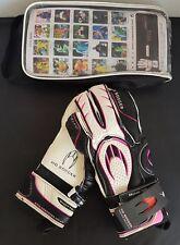HO Soccer Ghotta Futuro Roll Goalkeeper Gloves, Coach Gloves New, football, tags