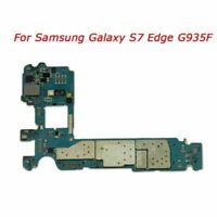 Replace Main Logic Board Motherboard For Samsung Galaxy S7 Edge SM-G935F Unlock