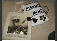 LADY GAGA OFFICIAL MONSTER BALL 1.0 TOUR VIP PACKAGE TOWEL SUNGLASSES PASS TOTE