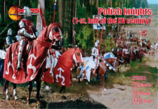 Mars 1/72 Polish Knights 1st Half of XV Century # 72051