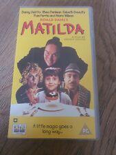 Matilda VHS.