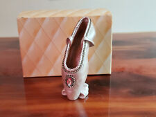 Nini Ballerina Shoe Hand Painted W/Box