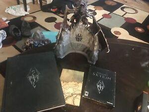 skyrim collectors edition xbox 360