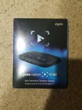 El Gato hd60 capture card w/box  Xbox PS4 Nintendo 1080p 60fps