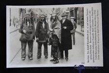 AK Eberfelde Barmen Indianer Kapelle Mofi Otamba Cafe Borussia 1930 Wuppertal