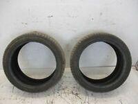 Reifen 2 x Sommerreifen 205/45RF17 84 V 17 Zoll Runflat