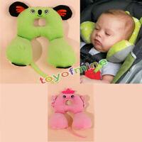 Baby Kissen Nackenstütze Nackenkissen für Autositz Kinderwagen