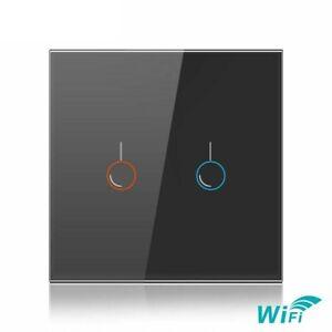 Wall Wifi Light Switch Interruptor Inteligente Smart Wireless Work Alexa Echo