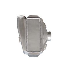 "Universal Liquid/Water to Air Intercooler 9""X9""X3.5"""