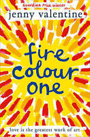 Fire Colour One by Valentine, Jenny, Good Book (Paperback) Fast & FREE Delivery!