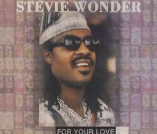 Stevie Wonder For your love (1995) [Maxi-CD]