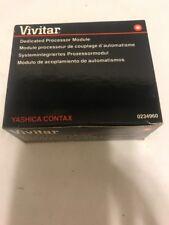Vivitar Dedicated Processor Module PM / Y-C Yashica Contax