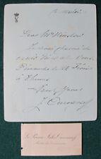 Prince Jules Ouroussoff Urusov Master of Ceremonies to Tsar Nicholas II Romanov
