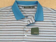$99 BOBBY JONES COTTON GOLF/ POLO SHIRT w/GOLFER PLACKET-2XL-NEWwTAGS -FREE SHIP