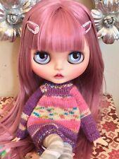 "Custom Factory OOAK Blythe Doll ""Candy"" by Dollypunk21"
