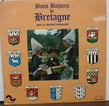 Bons Baisers De Bretagne Par Le Groupe Kernadec 33RPM VA63.009   010717LLE#2