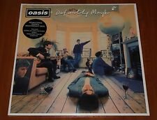 OASIS DEFINITELY MAYBE 2x LP *DELUXE EU PRESS VINYL REMASTERED 180g GATEFOLD New
