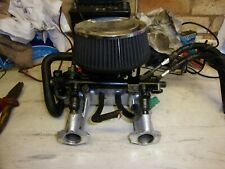 Classic Rover Mini MPI Inlet Manifold Complete + K&N