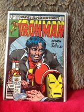 IRON MAN # 128 DEMON IN A BOTTLE COVER NM FIRST PRINT MARVEL COMICS