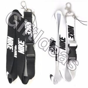2pcs - Nike Lanyard Detachable ID Badge Keychain Holder - Free Shipping