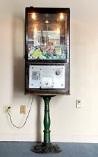 RARE Antique Balles Bros. Claw Arcade Game Digger Carnival Game Machine WORKING