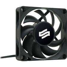 SilentiumPC Zephyr 70 70x70x15 mm, Gehäuselüfter, schwarz