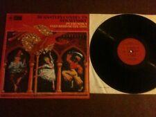 BERNSTEIN CONDUCTS STRAVINSKY LP ~ EX/VG  CBS CLASSIC 61122 * FREEPOST UK