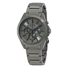 Armani Exchange Silver Mens Analog Sport Chronograph AX2603