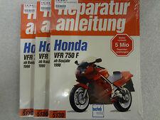 Manual de reparaciones,Taller Libro,HONDA VFR 750 F,RC36,ab 1990,Band 5130