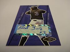 2007 Just Miners Hector Gomez Justifiable Autographed Card # JF-12