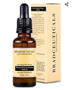 Bradceuticals Gold 60% Mesenchymal Stem Cell Growth Factor Serum 30mL