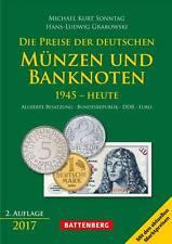 Sufflé: Battenberg: i prezzi dei tedeschi monete U. bankn. a partire dal 1945