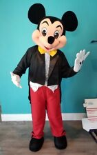 2019 Mickey Mouse Mascot Costume Suits Cosplay Party Game Adults Dress Mask