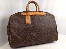 Louis Vuitton Monogram Alize 1 Poche Travel Bag Suitcase  5k170120p