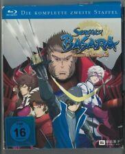 ++ Sengoku Basara Samurai Kings 2 Anime Blu-ray Box deutsch ++
