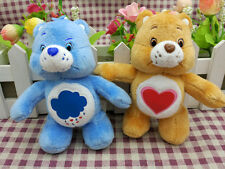 Care Bears Keychain Bag Accessories Plush Toys gift 2 pcs