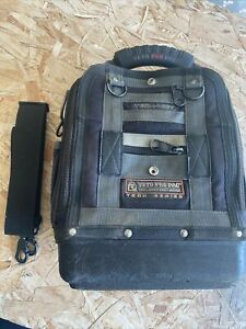 Veto Pro Pac Tech-MCT Compact/Tall Tool Bag Tote Carrier Multiple Pockets