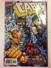 Cable #55 Comic Book Marvel 1998