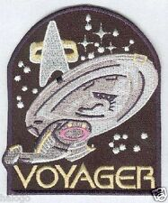 STAR TREK YELLOW VOYAGER PATCH - STK33
